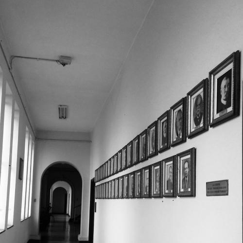 Galeria de Presidentes do Supremo Concílio da IPB.
