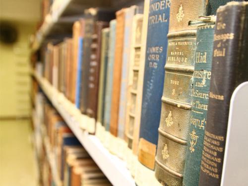 Biblioteca do SPS.